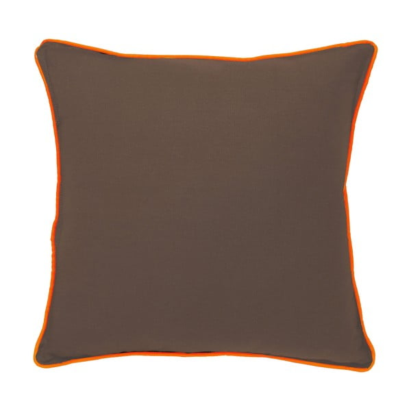 Poduszka Brown and Orange New Must, 40x40 cm