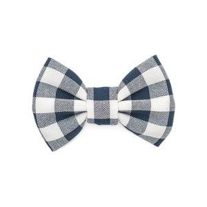 Mucha dla psa Funky Dog Bow Ties, roz. S, w niebieską kratkę