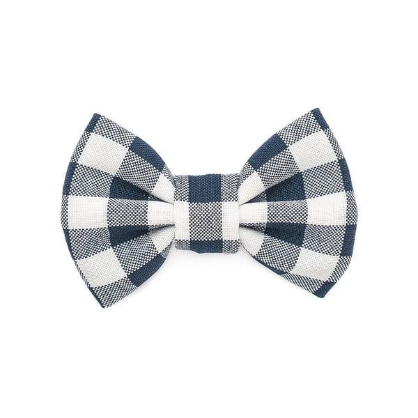 Mucha dla psa Funky Dog Bow Ties, roz. L, w niebieską kratkę