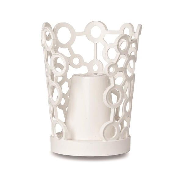 Biały stojak na kubki ForMe