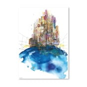 Plakat Skylines, 30x42 cm