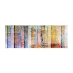 Winylowy dywan Cocina Colores, 50x140 cm