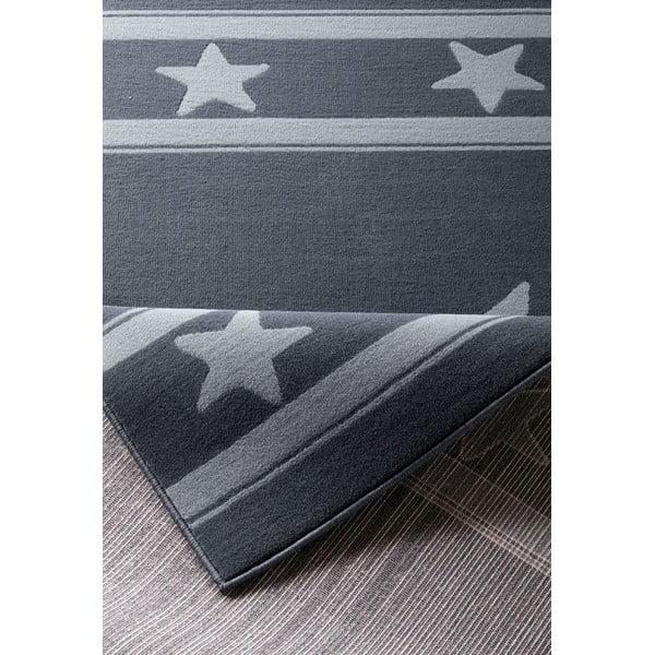 Szary dywan dziecięcy Hanse Home Star, 140x200 cm