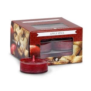 Zestaw 12 tealight Goose Creek Aromat jabłkowy