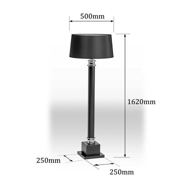 Lampa stojąca Regents Park, 162 cm