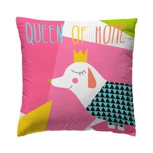 Poszewka na poduszkę Pooch You Are Pink, 40x40cm