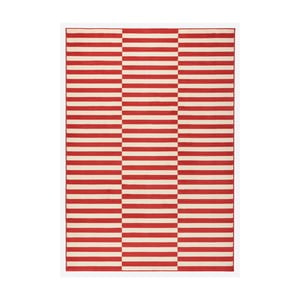 Czerwony dywan Hanse Home Gloria Panel, 80x150 cm