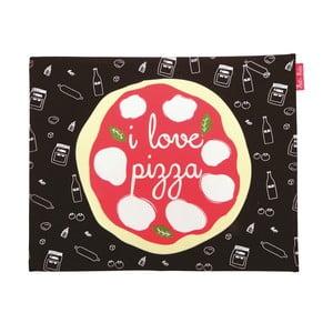 Mata stołowa Pizza, 42x32 cm