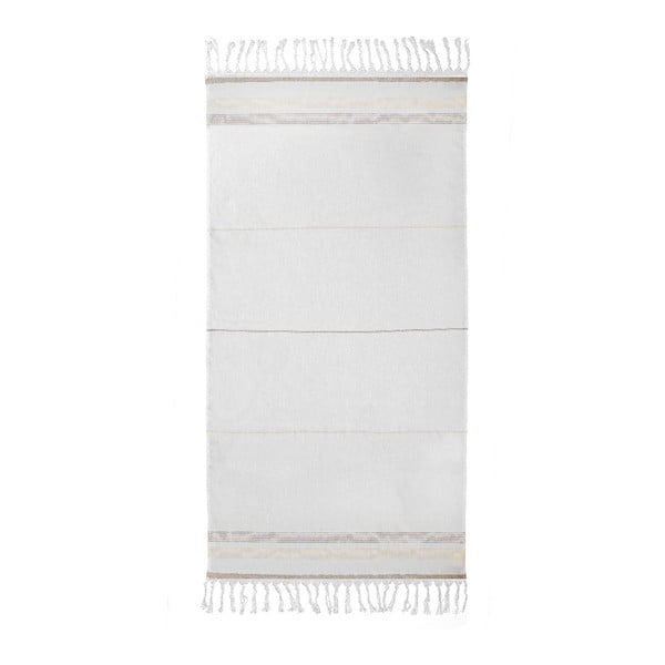 Ręcznik hammam Berrak Beige, 80x160 cm