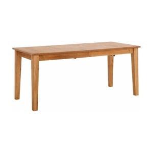 Stół drewniany rozkładany do jadalni Støraa Amarillo, 180x76cm