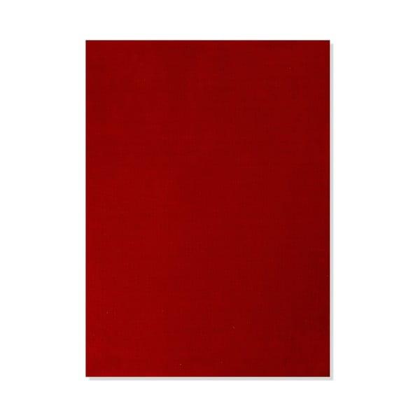 Dywan dziecięcy Mavis Red, 100x150 cm