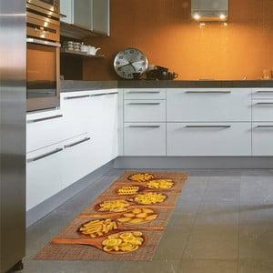 Wytrzymały dywan kuchenny Webtapetti Pasta, 60x110 cm
