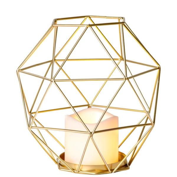 Mosiężny lampion LED Best Season Diamond