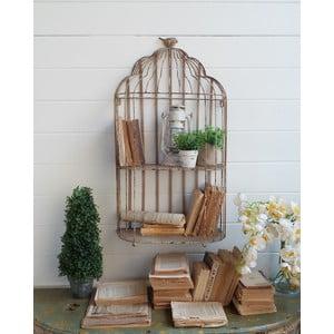 Półka ścienna Garden Cage