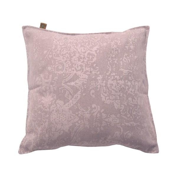 Poduszka Overseas Vintage Blush, 60x60 cm