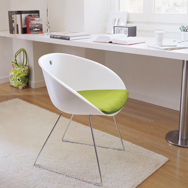 Krzesło Gliss 920, białe