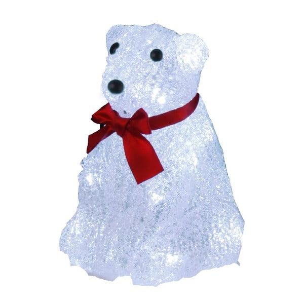 Dekoracja świecąca Best Season Crystal Polarbear