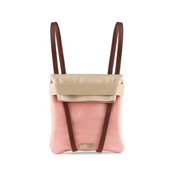 Skórzany plecak dwustronny Maria Maleta Lover