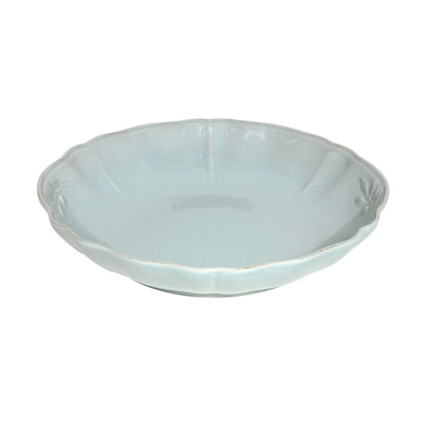 Miska ceramiczna Alentejo 34 cm, turkusowa