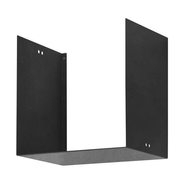 Półka Geometric One, czarna