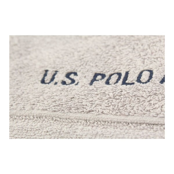 Ręcznik US Polo Bath Towel Grey, 70x140 cm