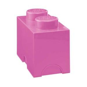 Pudełko Lego, różowe