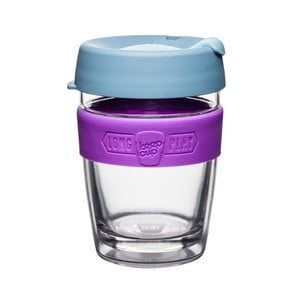 Kubek z pokrywką KeepCup LongPlay Lavender, 340 ml