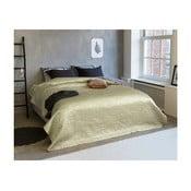 Dwuosobowa narzuta błyszcząca Sleeptime Clara Satin, 260x250 cm
