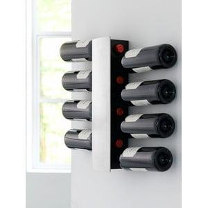 Uchwyt ścienny na wino Steel Function Winerack
