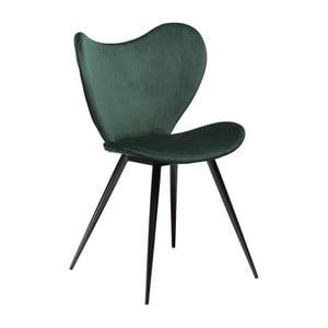 Zielone krzesło DAN-FORM Denmark Dreamer