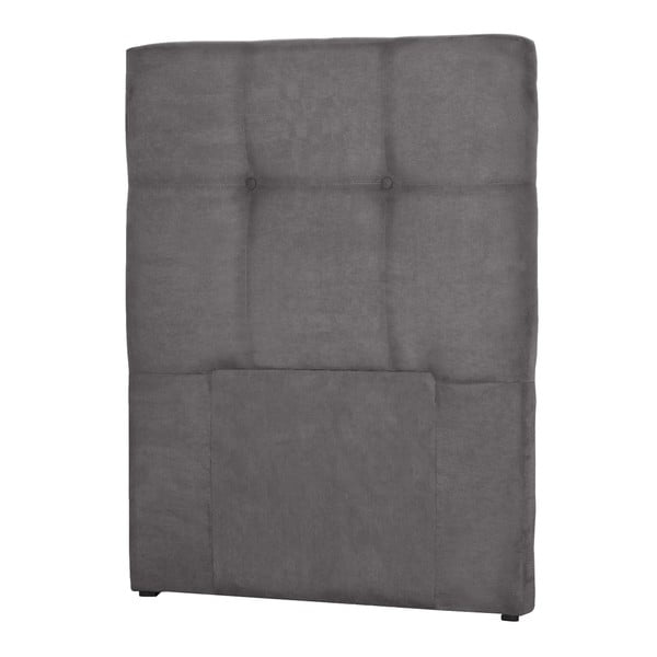 Szary zagłówek łóżka Stella Cadente Cosmos, 90x118 cm