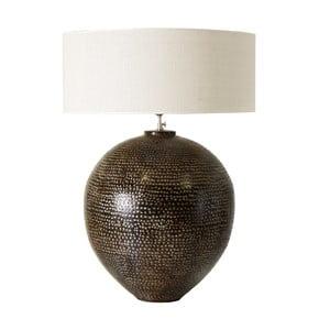 Terakotowa lampa stołowa VICAL HOME Heri