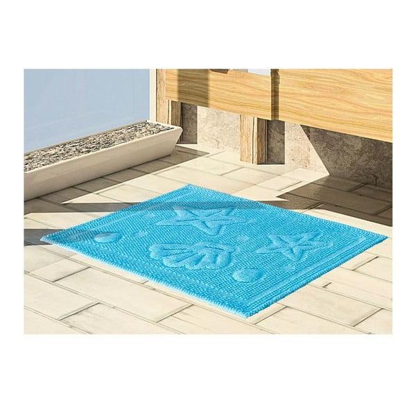 Mata łazienkowa Istra Turquoise, 50x60 cm