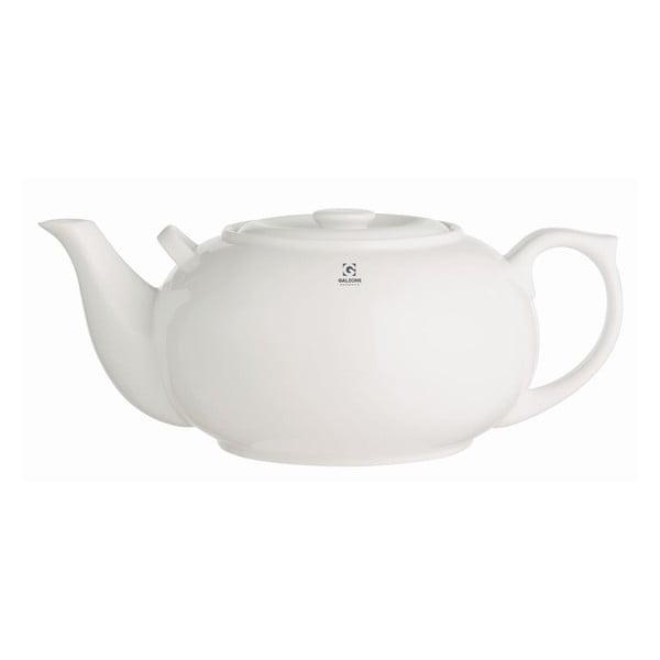 Porcelanowy dzbanek do herbaty Galzone, 1,75 l