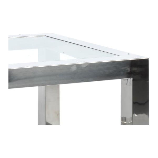 Stolik Steel Silver