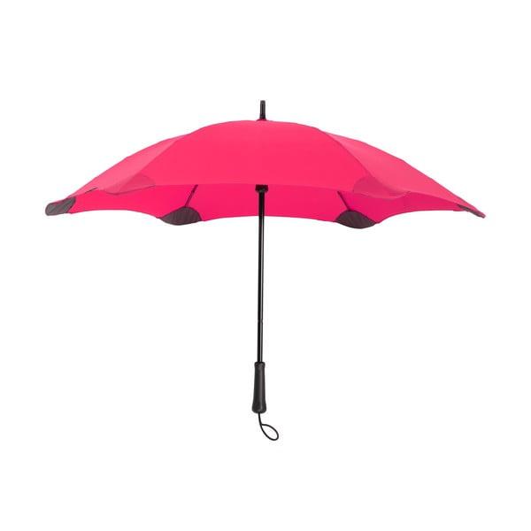 Super wytrzymały parasol Blunt Lite 110 cm, różowy