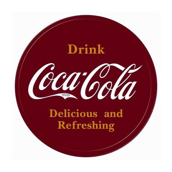 Blaszana tabliczka Coca Cola Drink, 30x40 cm