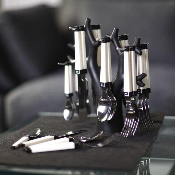 Zestaw 24 sztućców ze stojakiem Vialli Design