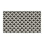 Dywan winylowy Afrah Grey, 52x180 cm