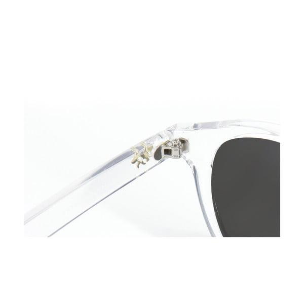Okulary przeciwsłoneczne Wolfnoir Hathi Seethrough Silver