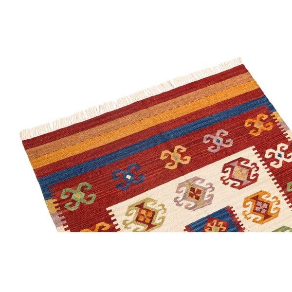 Dywan ręcznie tkany Kilim Dalush 407, 180x120 cm
