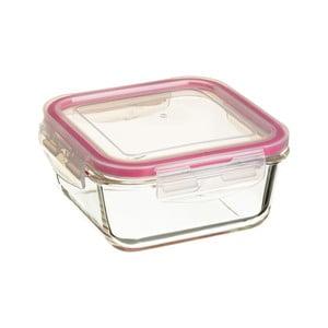Szklany pojemnik śniadaniowy z przykrywką Unimasa, 700ml