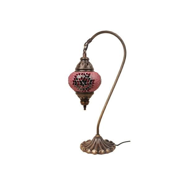 Szklana lampa Fishing XIII, 13 cm