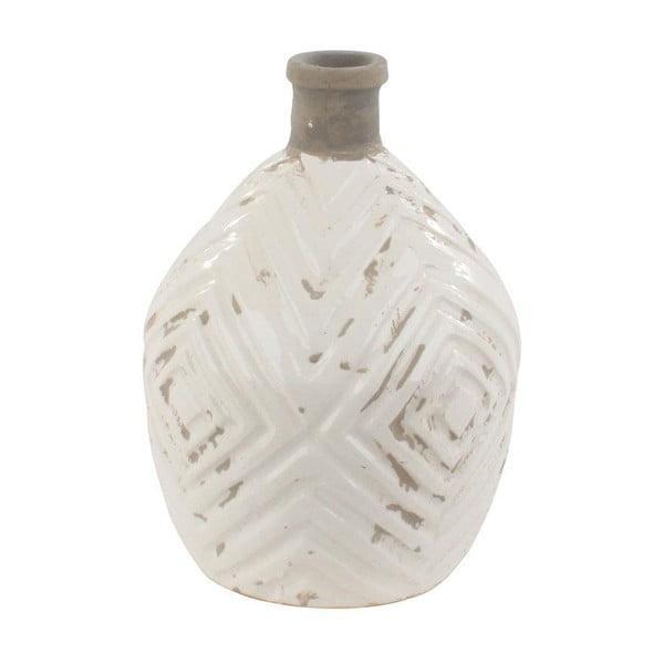 Ceramiczny wazon Ivory, 27 cm