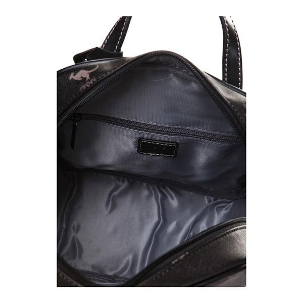 Plecak Canguru Louis, czarny
