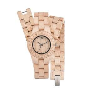 Drewniany zegarek damski Venus Beige