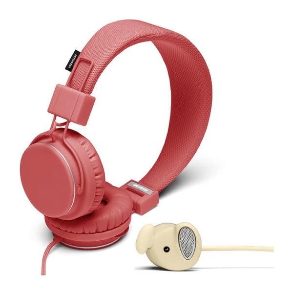 Słuchawki Plattan Coral + słuchawki Medis Cream GRATIS