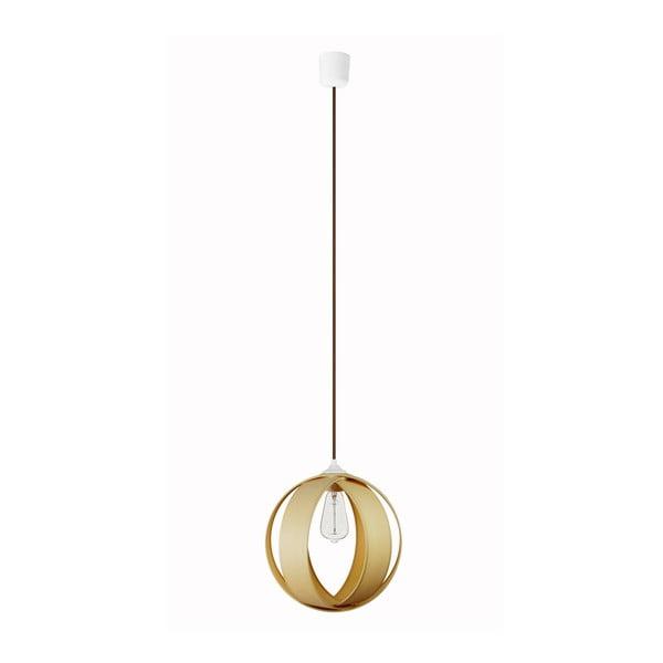Lampa KIDO blanco/brown
