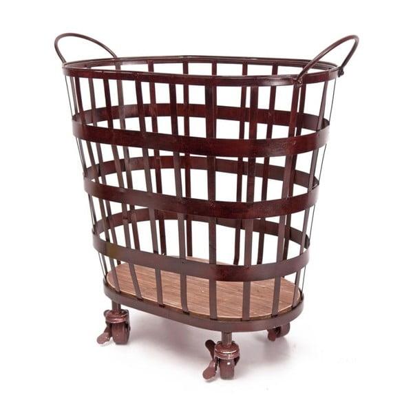 Koszyk na kółkach Antic Chalet