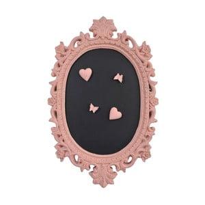 Tablica magnetyczna Round Pink